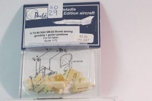 1/72 SIAI SM82 Resin Detail Set