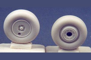 Ultracast Supermarine Spitfire Covered Hub Wheels