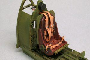 RAF Pilot's Harness - 1/32