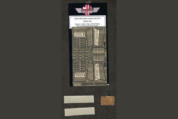 AGB BAC/EE Canberra B.2/T.4 Profi Detail Set - 1/72