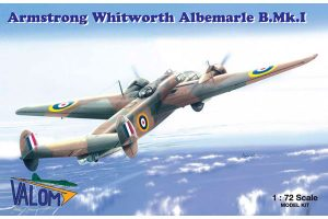 Valom A.W. Albemarle B Mk.I