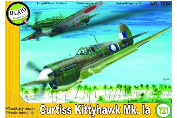 AZ Curtiss Kittyhawk Mk.Ia - 1/72 Scale