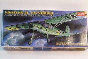 Academy Fiesler Storch - 1/72