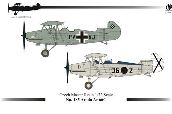 Arado Ar 66C