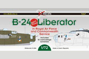 B-24 Liberator RAF
