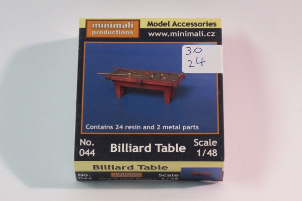 Billiard Table 1/48