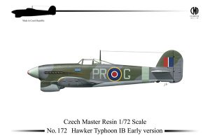 CMR Hawker Typhoon MkIB Early Version