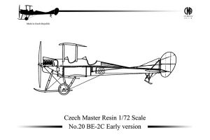 CMR Be-2C Early Version -1/72