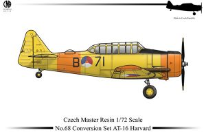 CMR Conversion Set AT-16 Harvard