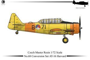 CMR Conversion Set AT-16 Harvard