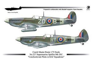 CMR Supermarine Spitfire Mk.IXC