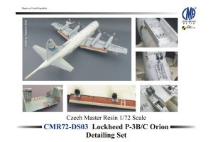 CMR Lockheed P-3B/C Orion Detailing Set