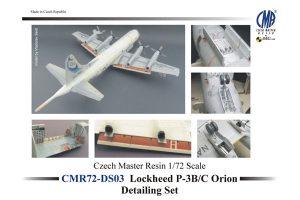 CMR Lockheed P-3B/C Orion Detailing Set