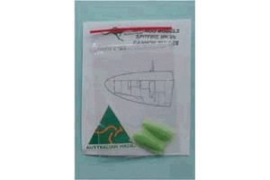 Red Roo Spitfire Mk Vc Cannon Blisters - 1/72