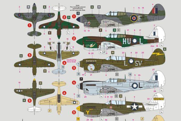Warhawk Kittyhawk Mk IV