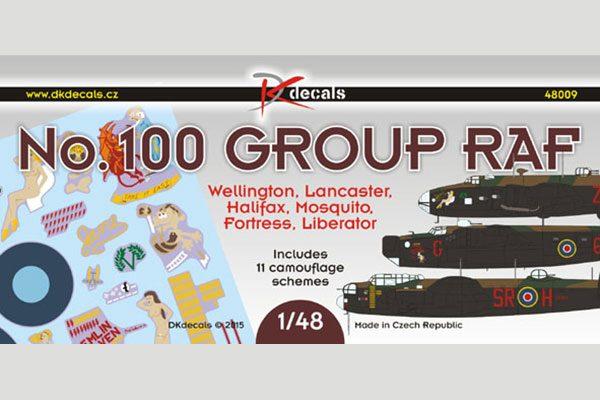 DK Decals No. 100 Group
