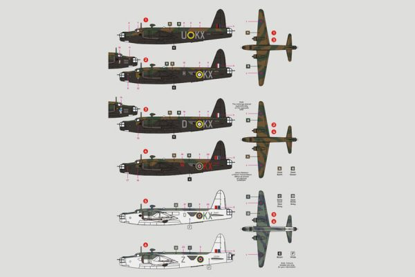 Czechoslovak Sqn RAF, Bomber & Coastal Comd