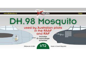 Aussie Pilots in RAF - 1/72