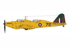 Red Roo Fairey Battle T Mk1, RAAF - 1/48