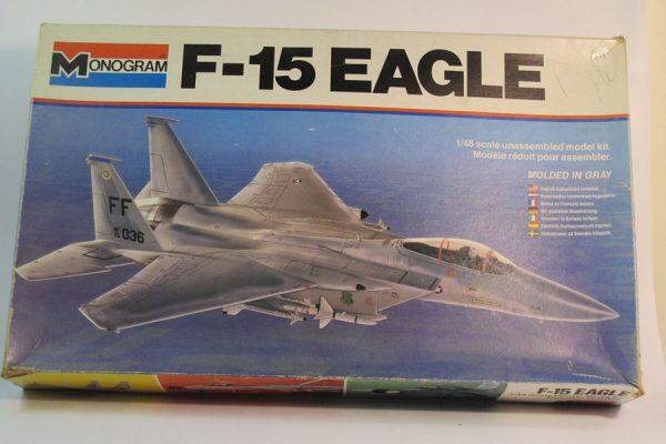 F-15 Eagle 1/48