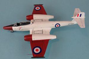 Gloster Meteor U.Mk.16/U. Mk.21A Conversion - 1/48 Scale