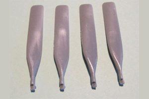 P-51/CAC Hamilton Standard Cuffless Blades Chisel Tip