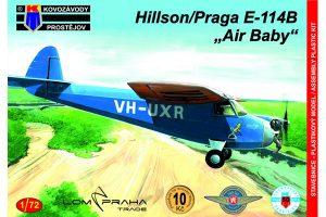 Hillson/Praga E-114B
