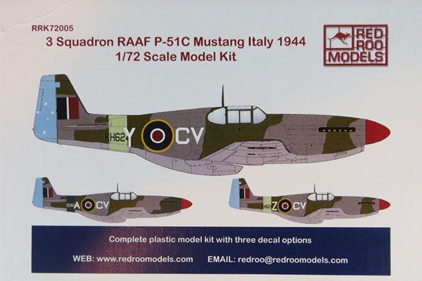Italy 1944, 3 Squadron RAAF