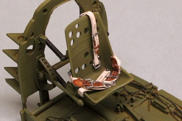 Japanese Pilot's Harness - 1/32