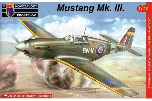KP Models Mustang Mk III - 1/72