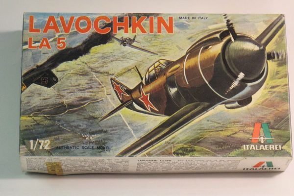 Lavochkin La-5 1/72
