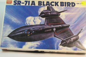 Lockheed SR-71 Blackbird 1/48