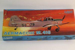 Macchi M.416 1/40 Scale