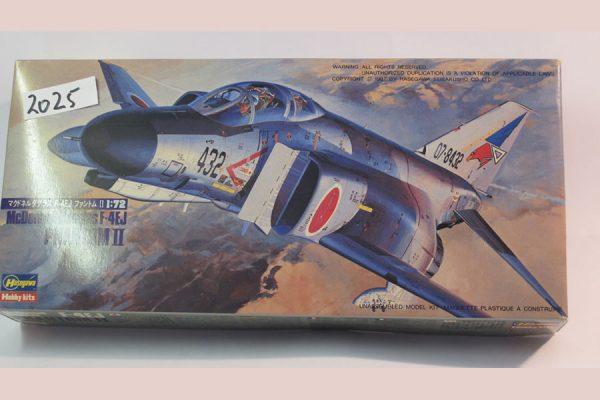 McDonnell Douglas F4EJ Phantom 1/72