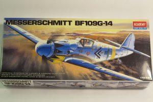 Messerschmitt Bf109G-14 1/72
