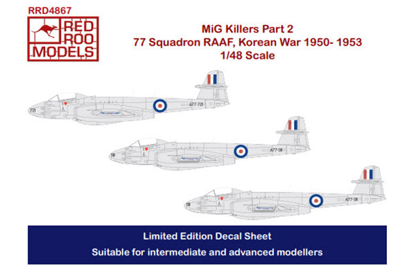 Decals - Red Roo Models