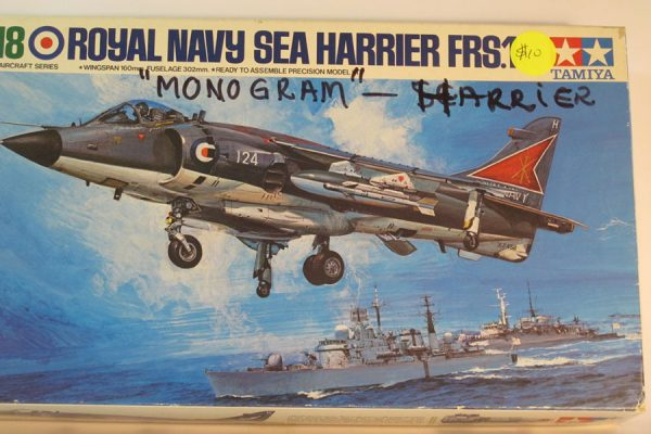 Monogram Hawker Harrier