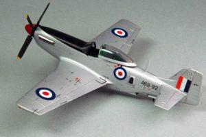 Red Roo RAAF PR CA-18 Mk 21/23 Mustang Conversion - 1/72