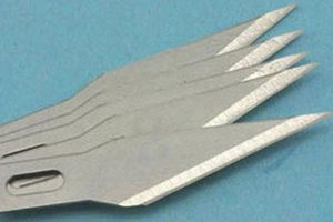 Number 11 Blades - 5 Piece Set