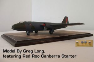 RAAF Canberra RR Avon Engine Starter