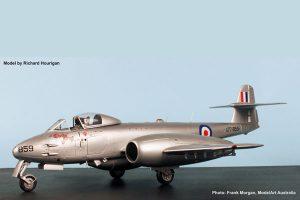 Red Roo RAAF Meteor Mk.8 Detail Set - 1/48 Scale