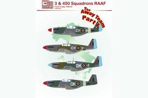 RAAF P-51Cs