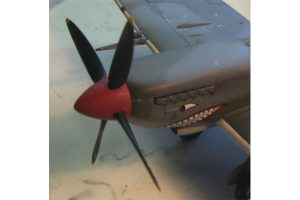 Red Roo Spitfire Mk VIII/IX/XVI Exhausts