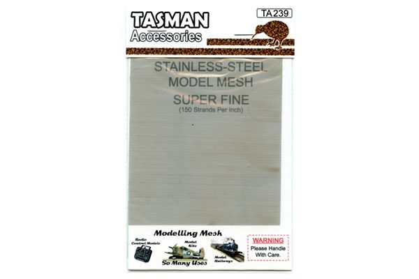Stainless Steel Model Mesh