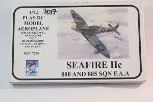 Supermarine Seafire IIc 1/72