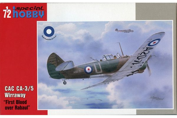 Special Hobby Wirraway - First Blood