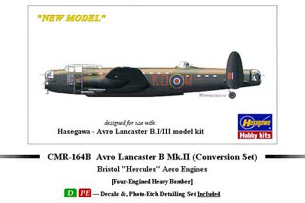 Avro Lancaster Mk II B - Hasegawa