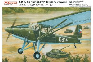 LET L-60 Brigadyr in Military Service-1/72