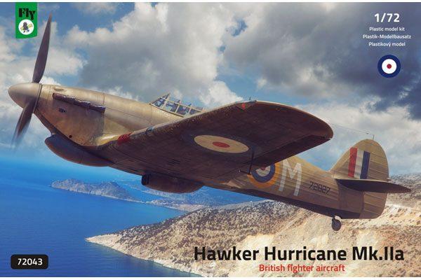 Fly Hawker Hurrican Mk.IIa