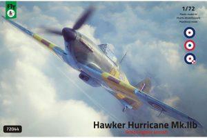 Fly Hawker Hurrican Mk.IIb